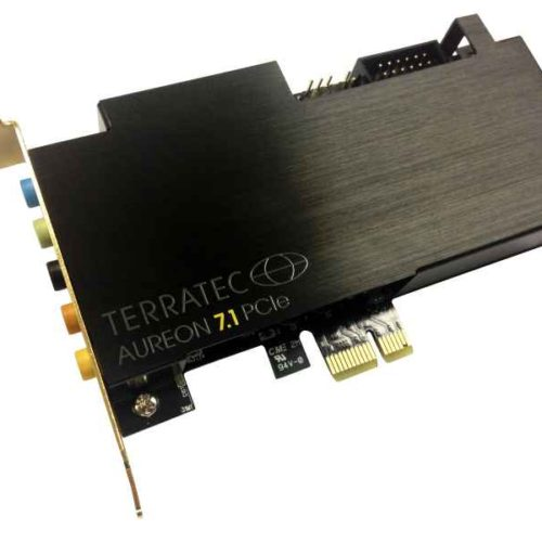 TerraTec Aureon 7.1 PCIe Internal 7.1channels PCI-E 12001