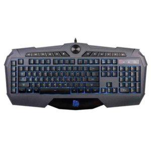 Thermaltake Challenger Carbon Keyboard QWERTZ KB-CHM-MBCLGR-01