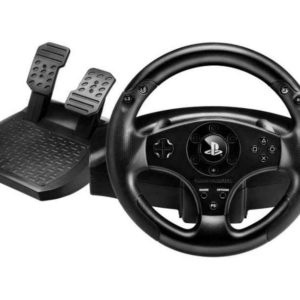 ThrustMaster T80 Steering wheel + Pedals Playstation 3 - PlayStation 4 Black 4160598
