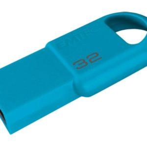USB FlashDrive 32GB EMTEC D250 Mini (Blue)