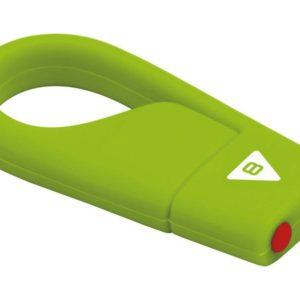 USB FlashDrive 8GB EMTEC HANG D200 (Green)