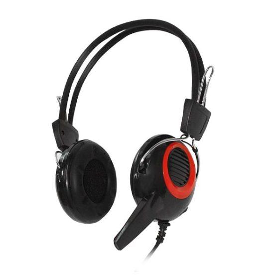 Ακουστικό με μικρόφωνο HVT AHP-893