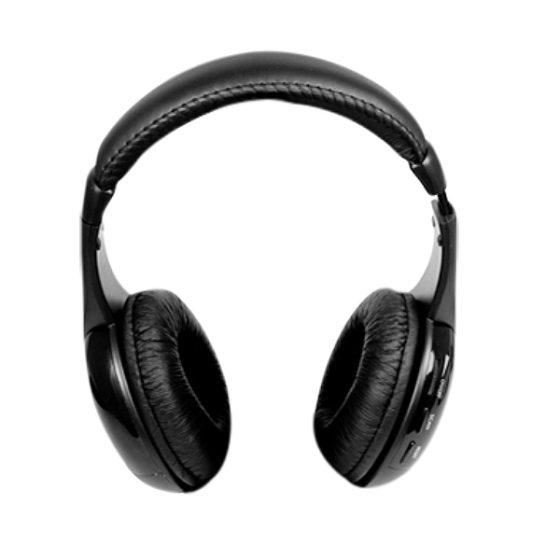 Ασύρματο Ακουστικό Msonic w/FM radio receiver