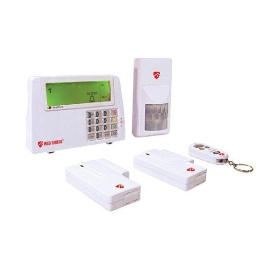 Ασύρματο Κιτ WS100G2 Σύστημα Ασφαλείας Red Shield