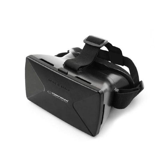 """Γυαλιά 3D VR εικονικής πραγματικότητας 360o για smartphones 3.5 """"- 6"""" EMV100"""