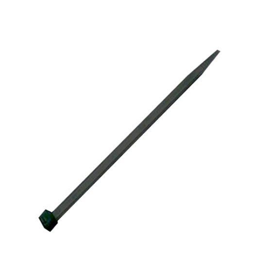 Δεματικά καλωδίων Μαύρα 4.8 x 300mm 100τεμ/Συσκ COM