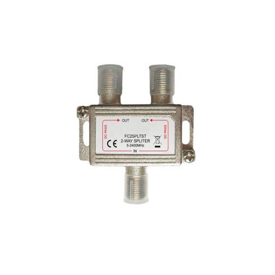 Διακλαδωτής CLA2S 1 ΠΡΟΣ 2  (5-2400Μhz)
