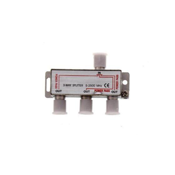 Διακλαδωτής HG3S 1 ΠΡΟΣ 3  (5-2400Μhz)