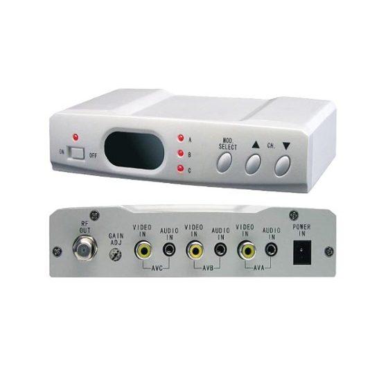 Διαμορφωτής VHF 5 - 12