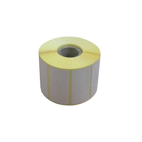 Ετικέτα Θερμική 58 x 60 με διάμετρο 25mm  (36τμχ/κιβ.)