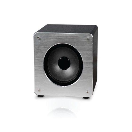 """Ηχείο Bluetooth 5W 4"""" Aluminium True Wireless Stereo Omega OG61A"""