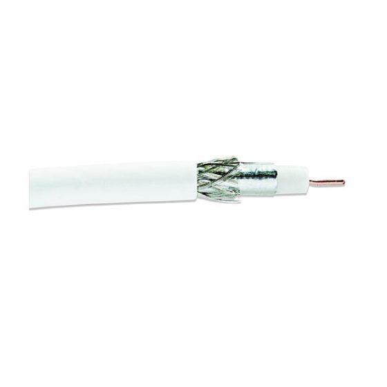 Καλώδιο Κεραίας χάλκινο με ταινία αλουμινίου Pull Out Box 100m
