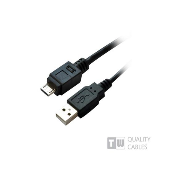 Καλώδιο 2m USB 2.00 Am Micro B