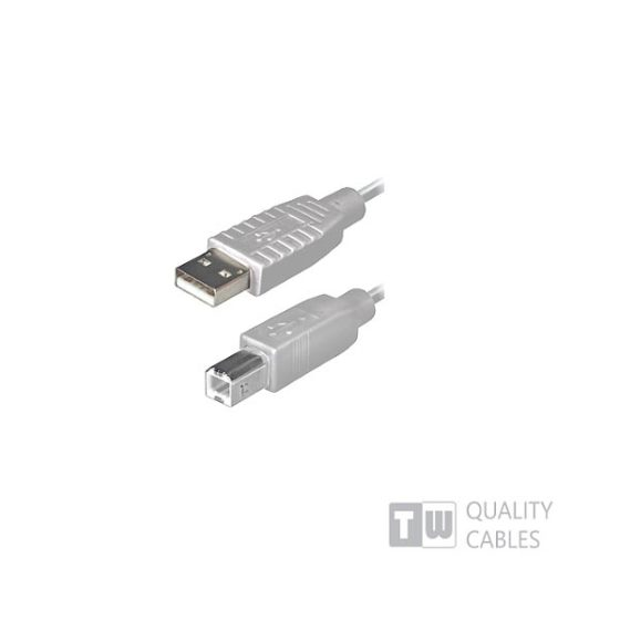 Καλώδιο USB 2.00 A-B 2m