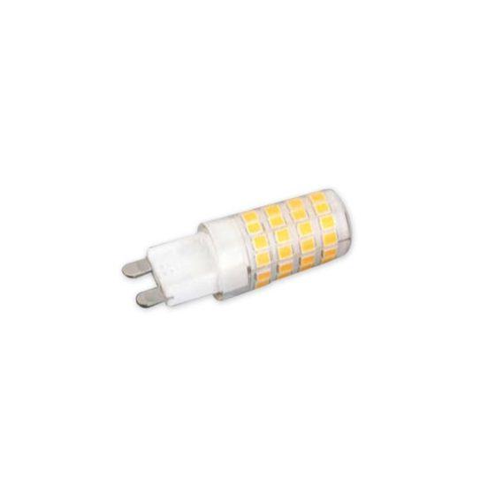 Λάμπα G9 LED 5W 6500K Ψυχρό COM