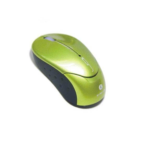 Ποντίκι Μini Bluetooth Laser E-Blue Κίτρινο Ion Ebtm06d00