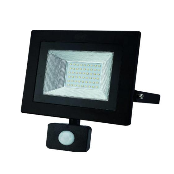 Προβολέας 30W LED COM με φωτοκύτταρο