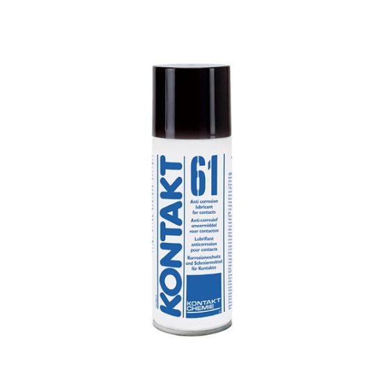 Σπρεϊ Kontakt 61 αντιδιαβρωτικό και λιπαντικό με λάδι 200ml