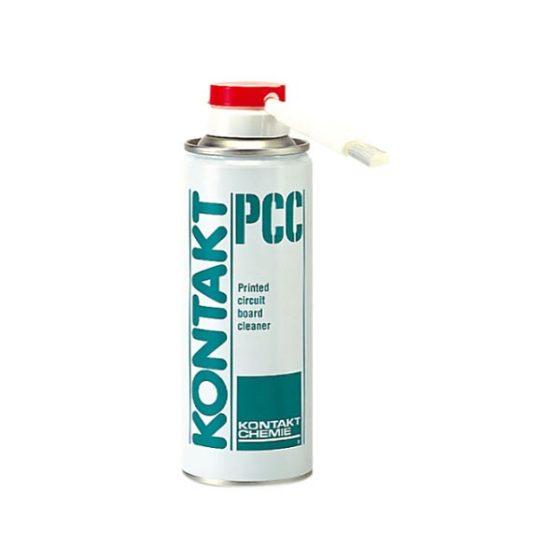 Σπρεϊ PCC καθαριστικό για τυπωμένα κυκλώματα με βουρτσάκι 200ml