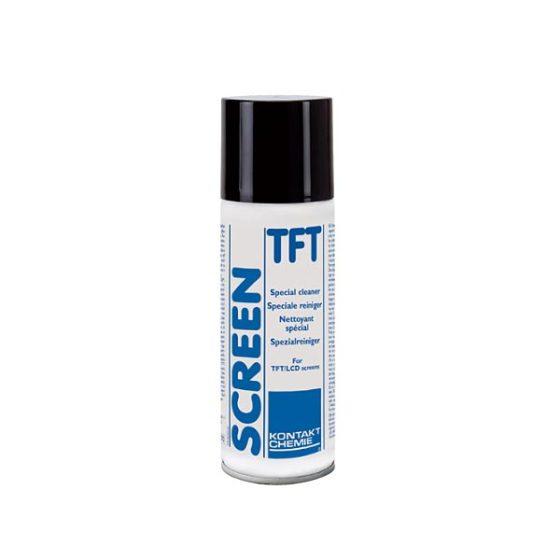Σπρεϊ ScreenTFT Ειδικός καθαριστικός αφρός γιαTFT & LCD οθόνες 200ml