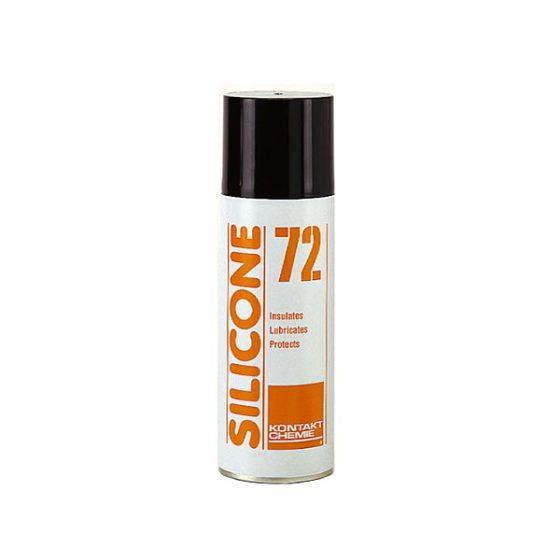 Σπρεϊ Silicone 72 μονωτικό με βάση την σιλικόνη 200ml