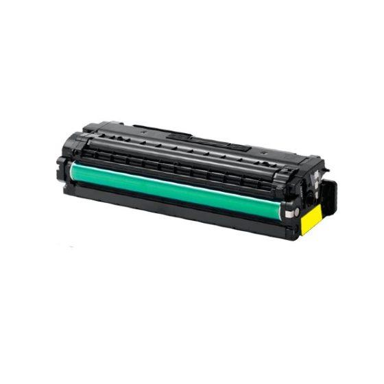 Συμβατό Toner Samsung CLT-Y506L Yellow 3500 Σελίδες