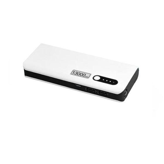 Φορητός Φορτιστής 13000mA Power Bank άσπρο MY2590WK