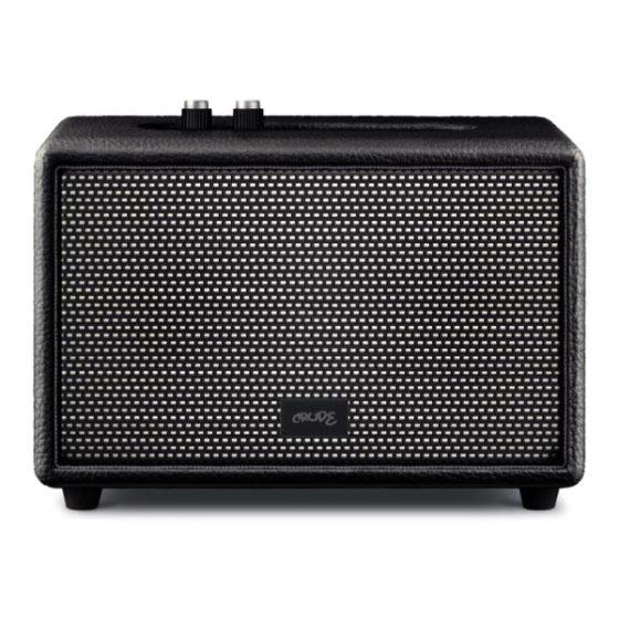Φορητό Ηχείο Bluetooth 30W w/Hands-Free Grude Μαύρο PMG097
