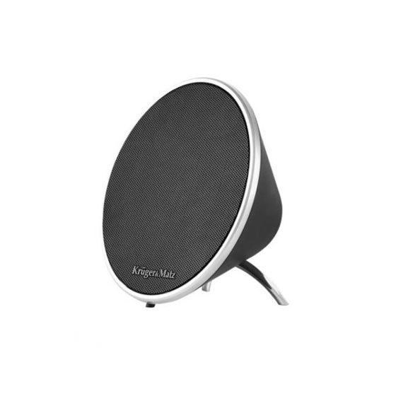 Φορητό Ηχείο Bluetooth 5W με Hands-Free Μαύρο kruger & Matz