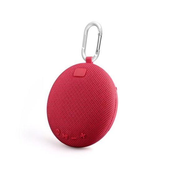 Φορητό Ηχείο Bluetooth 5W Waterproff IPX5 Cross κόκκινο PMG14R
