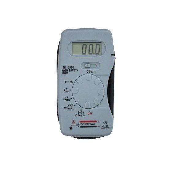 Ψηφιακό Πολυμετρο Τσέπης M300
