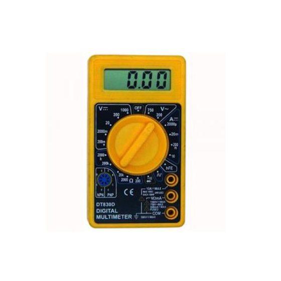 Ψηφιακό Πολυμετρο DT-830D