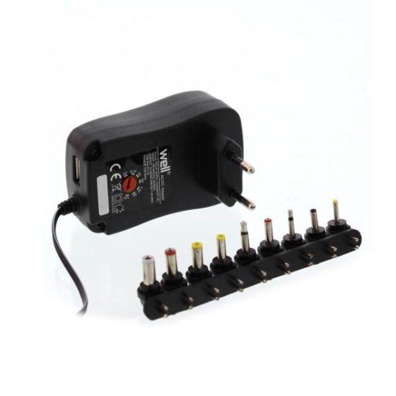 1000mA 3-12V Switching Τροφοδοτικό AC/DC