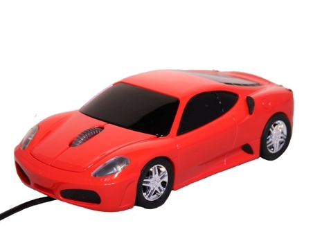 Road mouse Ferrari F430