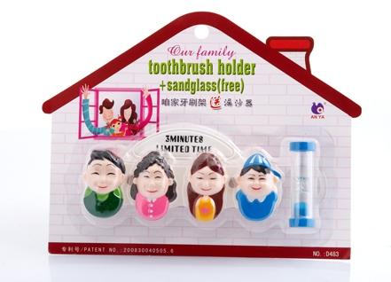 Οικογενειακή Θήκη για Οδοντόβουρτσες