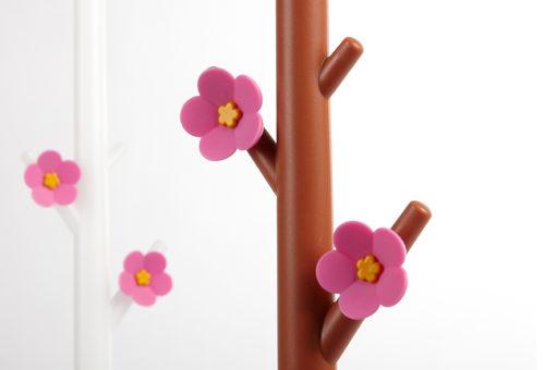 Βουρτσάκι Τουαλέτας Λουλούδι