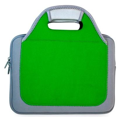 Τσάντα Vigo Νeoprene Green για Νetbook & Tablet PC 10''