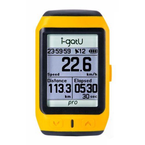 i-GotU GT-800Pro Υπολογιστής GPS για ταξίδια και αθλητισμό