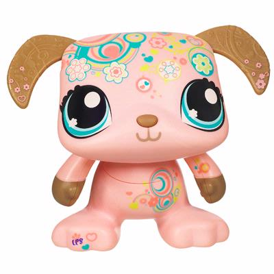 LPS MP3 Dancing Dog
