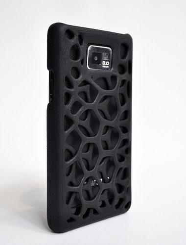 Freshfiber Θήκη 3D Macedonia για Samsung Galaxy S II - Μαύρο