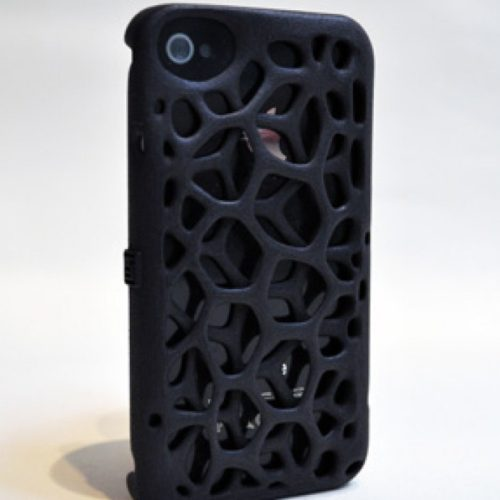 Freshfiber Θήκη 3D Macedonia για iPhone 4/4S - Μαύρο