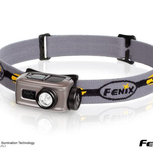 Fenix HL22 XP-E R4 LED Flashlight Grey