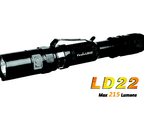 Fenix LD22 XP-G2 R5 LED Flashlight
