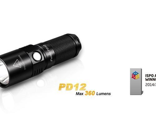 Fenix PD12 XM-L2 (T6) LED Flashlight
