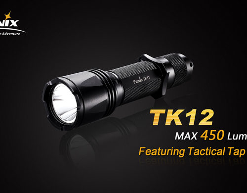 Fenix TK12 XP-G2 R5 LED Flashlight