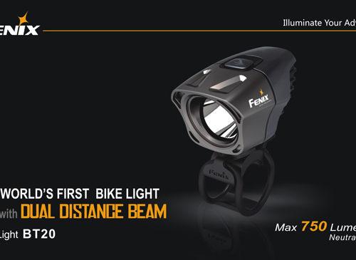 Fenix BT20 XM-L T6 Bike Light