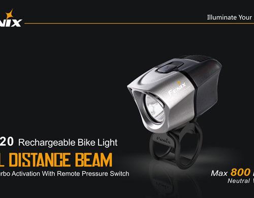 Fenix BTR20 XM-L T6 Bike Light