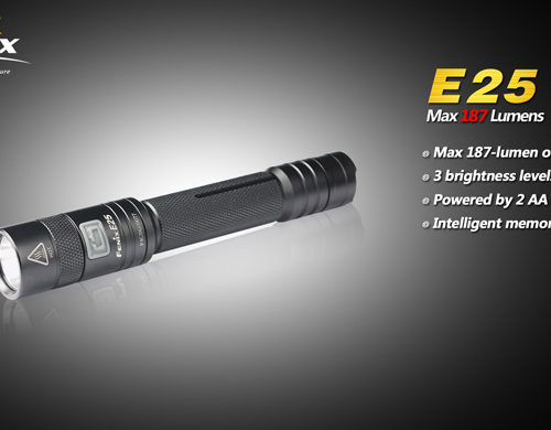 Fenix E25 XP-Ε LED Flashlight