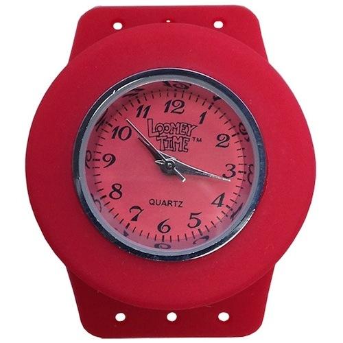 Loomey Time Ρολόι Κοκκινο