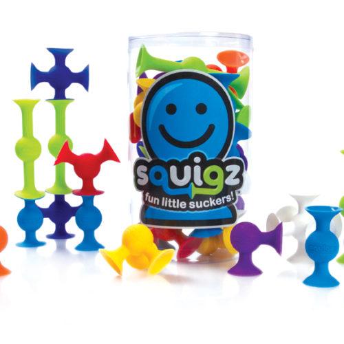 Fat Brain Toys Squigz Starter kit